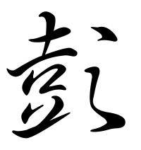 姓彭起源、彭姓的来源