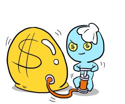 八字算命事业方向够发大财?八字事业测试:月柱中出现正财