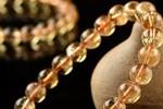 黄水晶的功效和佩戴