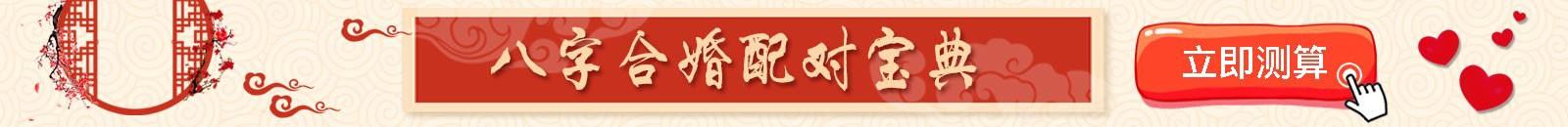 【中型】八字合婚