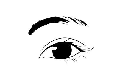 眉毛有其它特点