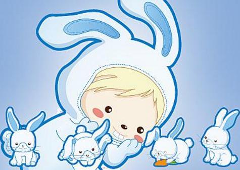 生肖配对:男兔的生肖婚配!