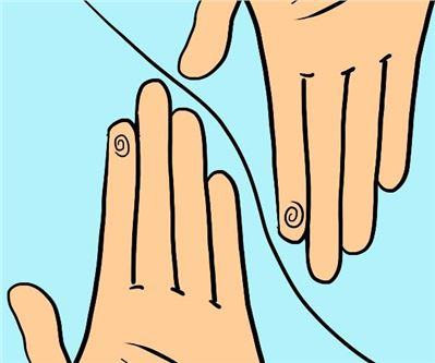 手相指纹斗代表什么意思