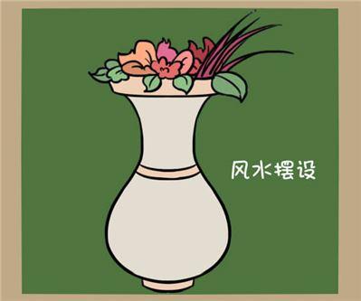 客厅鲜花摆放风水有哪些?