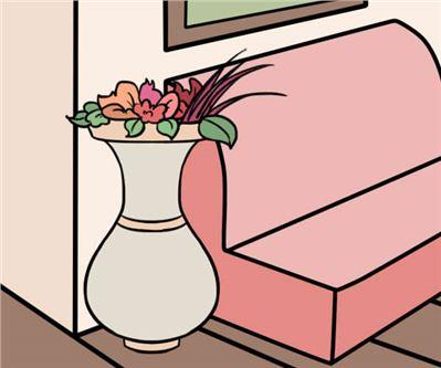家里鲜花摆放风水有哪些?