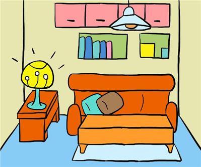家里太乱影响家居风水!