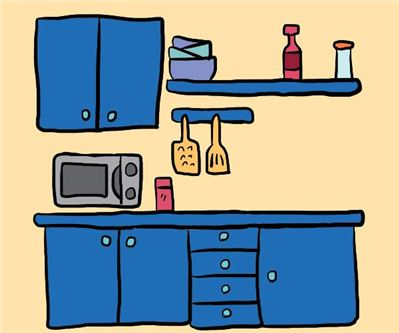 家居风水:厨房餐厅一体风水怎么样?