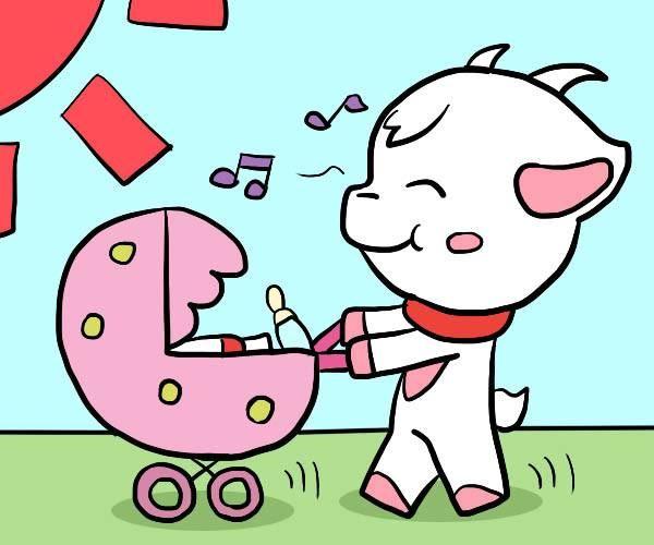 白羊座生孩子后的变化