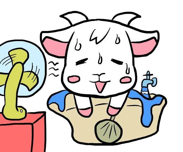 白羊座夏天如何避暑降温?