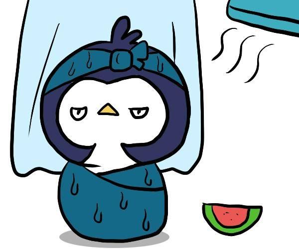 水瓶座夏天如何避暑降温?