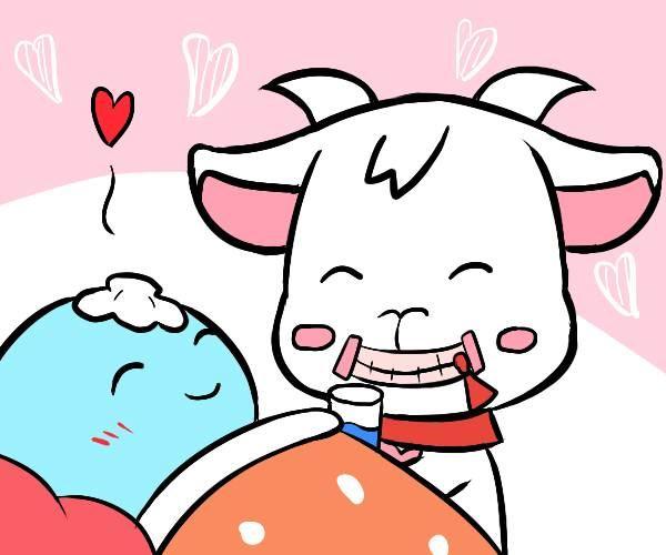 白羊座喜欢和爱有什么区别?