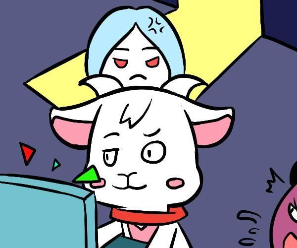 白羊座男友被关在门外了怎么办?