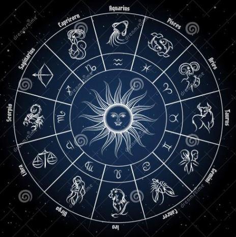 星盘探秘,星盘各宫位代表什么?
