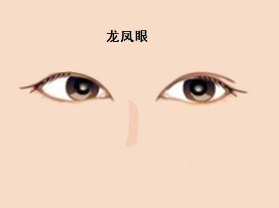 龙凤眼面相代表什么:一生富贵、不愁吃穿!