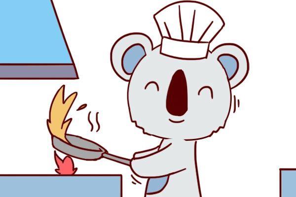 巨蟹座最适合的职业:厨师