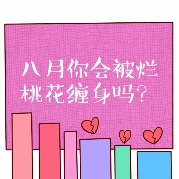 爱情测试:遇到烂桃花你会怎么样?