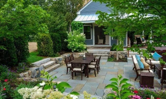 庭院设计不要乱来,教你院子风水禁忌与破解之法!