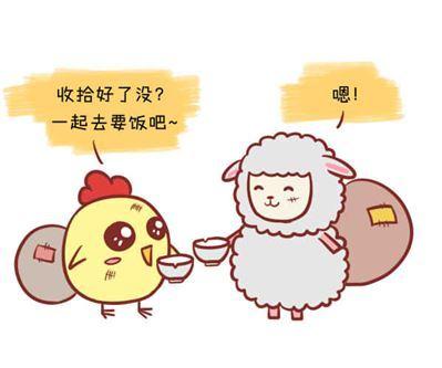 女属鸡和男属羊的相配吗,在一起合适吗