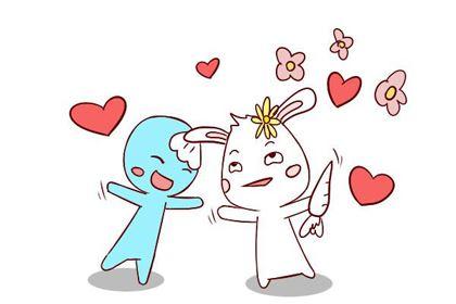属兔男的爱情观很新潮,率性又有些冲动!