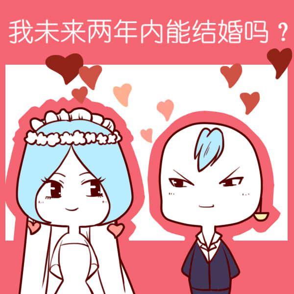八字看何时结婚