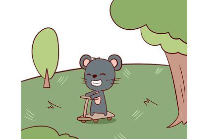 生肖鼠的传说故事和来源,为什么排在第一?