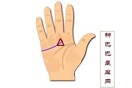 感情线上有三角纹的人可能会插足他人婚姻!