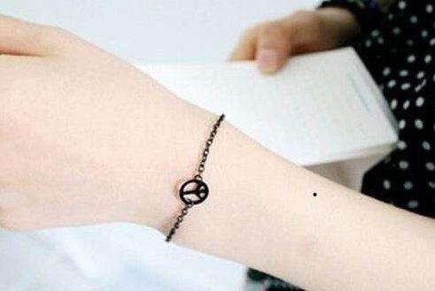 手臂有痣代表什么图解