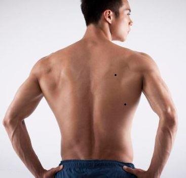背部痣相图解大全男:具备双重性格!