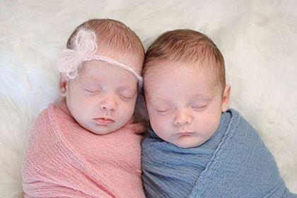 双胞胎跟风水有关吗,什么风水会生双胞胎?