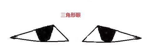 爱钻牛角尖!女人三角眼面相怎么样?