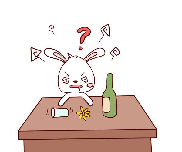 属兔男夸赞你竟然是不喜欢你表现?