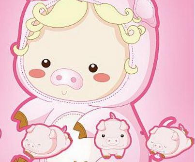 生肖配对:女猪的生肖婚配!