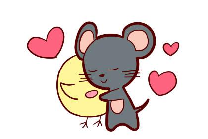 属鼠男和属鸡女配吗,这种甜蜜恋爱是真实存在的吗!
