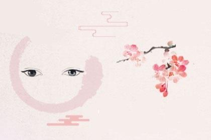 桃花眼的女人眼睛有何特征?她们的眼神柔情似水!