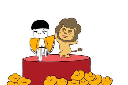 水瓶男和狮子女婚恋合适吗?是最幸福的一对吗?