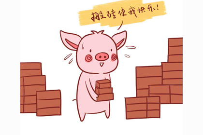 生肖属猪的性格优缺点及开运指南详解