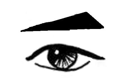 三角眉毛的女人命运解析,十足女汉子、杀伐果断!