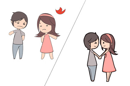 姐弟戀應該怎么相處,才能更好維持彼此的感情!