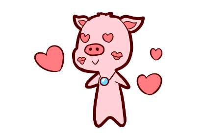属猪男和属牛女在一起相配吗