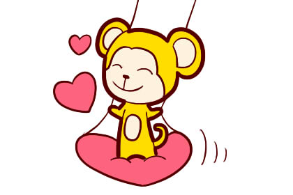 2021年屬猴人的全年運勢查詢:吉型庇佑,桃花旺盛