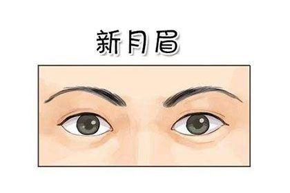 男人新月眉面相好不好?凡事考虑周到,人际关系不错