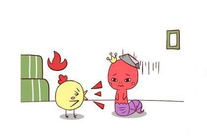 紫微斗数看你的配偶脾气是否火爆?