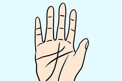 手相中的三大主线,掌纹深代表什么?