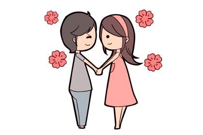 �斓亓档�男女friend应该注意的problem有Which?this四个方法帮你增进感情!