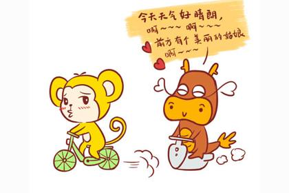 生肖猴属相婚配表大全,配对了一生一世相伴随!