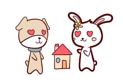 属兔女和属猪男婚配相配吗 女属兔和男属猪婚姻幸福吗