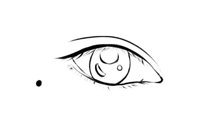 女人泪痣在左边眼睛下方好不好,注定为情所困吗?