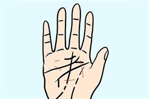 手相分析男人手纹乱代表什么意思,思绪繁杂?
