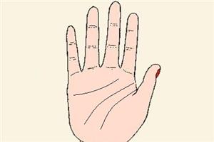 女人右手川字掌代表什么,家庭事业双丰收?