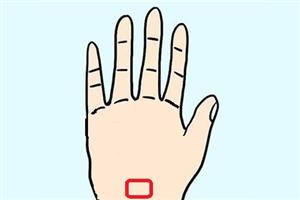 手相地丘纹图解:地丘的位置和所代表的含义